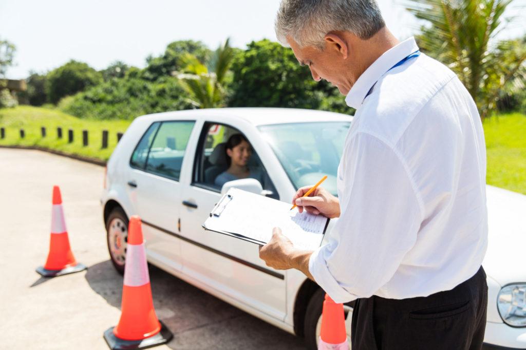 Evaluation du permis de conduire